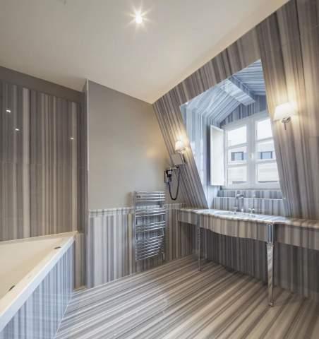Salle de bainHotel du Gourverneur Paris