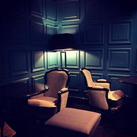 petit salonHotel du Gourverneur Paris